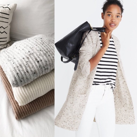 {Madewell} Donegal Kent Cardigan by Madewell